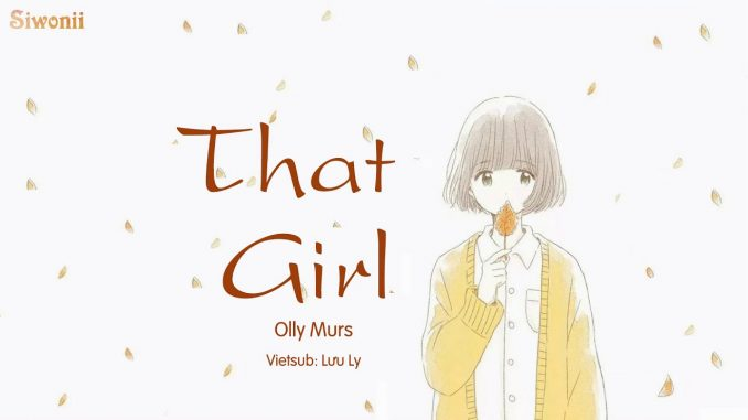 that girl olly murs